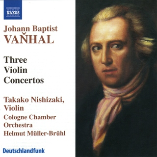 Kolner Kammerorchester Johann Baptist Vanhal Violinkonzerte